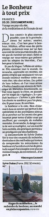 Le-bonheur-a-tout-prix--Sylvie-Chabas-realisatrice-Paris-Le Monde