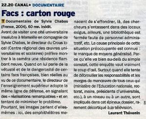 Presse-Fac-carton-rouge-Telerama-Sylvie-Chabas-realisatrice-Paris
